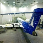 Trabajadores de ex PLUNA, que aún deben realizar mantenimiento a los aviones, están de paro