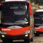 Buses interdepartamentales advierten por posibles paros la semana próxima
