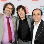 """Grammys: el Cuarteto de Nos ganó al Mejor Álbum Pop/Rock, por """"Porfiado"""", y a la Mejor Canción de Rock por """"Cuando sea grande"""""""