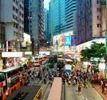 """Causeway Bay: cae la Quinta Avenida de Nueva York, Hong Kong tiene la calle """"más cara del mundo"""""""