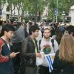"""FA convocó pero oposición se negó a asistir a la """"Marcha por la Paz en Gaza"""""""
