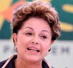 Dilma lleva a Cumbre Iberoamericana y a Madrid discurso contra ajustes
