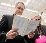 Libro del Papa niega edad de Jesucristo