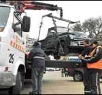 Vehículos guinchados con deuda por multas deberán regularizar en 10 días