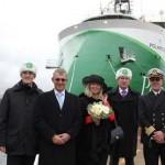 Llegó a Montevideo el segundo barco que buscará petróleo en la plataforma marina uruguaya