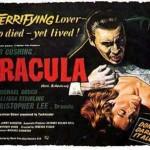 """Bram Stoker: """"doodle"""" de Google celebra el 165 cumpleaños del padre de Drácula, el conde vampiro"""