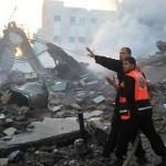 Israel: noticias de violencia con cohetes palestinos contra Tel Aviv y Jerusalén, 75.000 reservistas movilizados y 500 ataques aéreos sobre Gaza