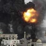 Israel: los bombardeos dejan 16 muertos palestinos y destruyen sede del Gobierno de Gaza