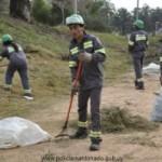 Reclusos realizarán tareas de limpieza en zonas de Montevideo