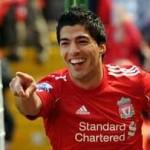 Liverpool empata con Chelsea (1-1) con un tanto del uruguayo Luis Suárez