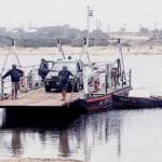 Mujica recibió nuevo proyecto de puente sobre Laguna Garzón