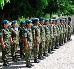 Los dos militares uruguayos heridos en el Congo se recuperan satisfactoriamente