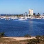 Intendencia inhabilitó para baños a playa Carrasco, Miramar, Puerto del Buceo y del Gas