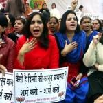 Estudiante violada: el primer ministro indio pide calma y promete proteger a mujeres