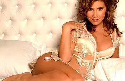 Florencia Peña: video porno como La Niñera