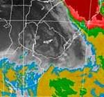 """Predictor brasileño alerta por más """"actividad de tornados"""" en la región"""
