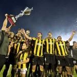 Peñarol Campeón uruguayo del Torneo Apertura 2012