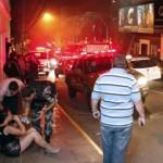 Incendio en discoteca de Brasil deja 245 muertos; cifra puede aumentar en próximas horas