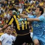 Suspenden actividad en el fútbol uruguayo por diez días. a raíz de incidentes