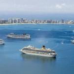Los 65 cruceros ingresados a Montevideo y Punta del Este reportan al Uruguay US$ 40 millones en gastos y servicios