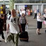 En el 2012 visitaron Uruguay 4,8 millones de personas, 40% de ellas fueron argentinos