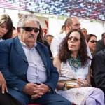 """Lacalle cuestiona a mandatarios de la región por asistir a acto en Caracas: """"parecían la viuda de Chávez"""""""