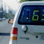 Montevideo incorpora camioneta radar que registró mil multas el fin de semana