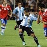 El equipo argentino pierde el rumbo y Chile se afianza en Grupo A del Sub-20