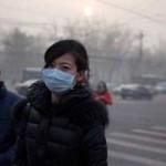 Una nueva nube de contaminación envuelve zonas de China, entre ellas Pekín
