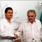 """Uruguay brindará asistencia técnica a México en programa """"Una computadora por niño"""" y mexicanos cooperarán en Universidad Tecnológica"""