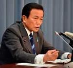 """Japón: Ministro de Economía pide a los ancianos """"darse prisa y morir"""""""