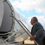 Mujica viaja a Venezuela para participar de la asunción de Chávez