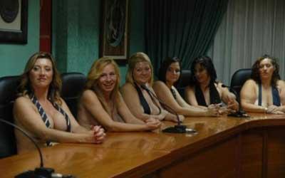 Fotos de mujeres desnudas para hacer calendarios 57