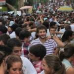"""Carnaval en La Pedrera: igual pero con espirometrías y """"ley seca"""" en la calle"""