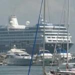 Llegaron 104 cruceros en la temporada con 170.000 visitantes a bordo