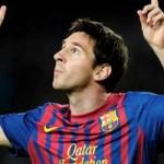 Messi amplía su ventaja con cuatro goles, Cristiano firmó tres