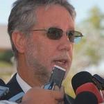 """Jorge Vázquez: robos en el este fueron """"descuidos"""" y homicidios por """"convivencia"""""""