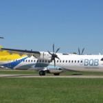 Empresa BQB inaugura vuelos a Foz de Iguazú, y en marzo a Curitiba con escala en Rivera