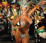 Consideran exitosa la afluencia de público en Carnaval