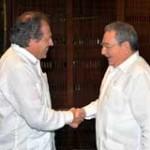 """Raúl Castro y Almagro destacan relaciones """"positivas"""""""