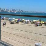 Declina el interés por los balnearios de mayor porte en el arribo de febrero