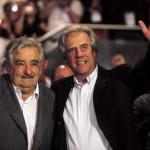 """""""A gritos"""", se lo piden: Mujica dice que Tabaré Vázquez no tiene mucho margen para negarse a ser nuevamente candidato a la presidencia"""