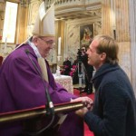 El papa Francisco agradece al padre uruguayo Aemilius y al liceo Jubilar el trabajo para ayudar a los pobres