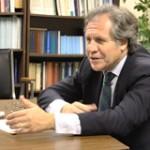 Almagro convoca a presidentes centroamericanos a próxima cumbre del Mercosur