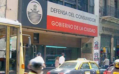 Defensa del consumidor recibi en cuatro meses for Oficina de defensa del consumidor