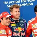 Vettel (Red Bull) logra pole position para el Gran Premio de Malasia