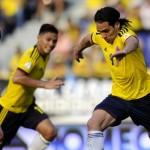 Radamel Falcao convirtió en la goleada de Colombia contra Bolivia