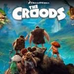 """""""The Croods"""", una familia prehistórica, encabeza la taquilla de EEUU y Canadá"""