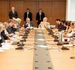 Consejo de Ministros en pleno se reúne el viernes: trata Rendición de Cuentas