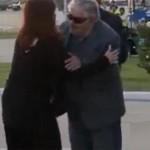 """""""Terca y vieja"""": presidenta Cristina Fernández lo reconoce y acepta las disculpas de """"Pepe"""" Mujica"""